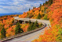 North Carolina Region Road
