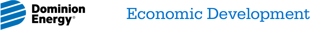 Dominion Energy Economic Development Logo